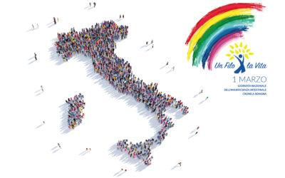 1 Marzo 2019 – GIORNATA NAZIONALE DELLA IICB