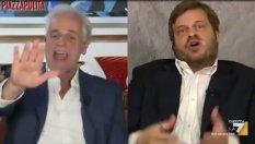 """Scontro tra Formigoni e Majorino (Pd): """"Parla di sanità dai domiciliari"""""""