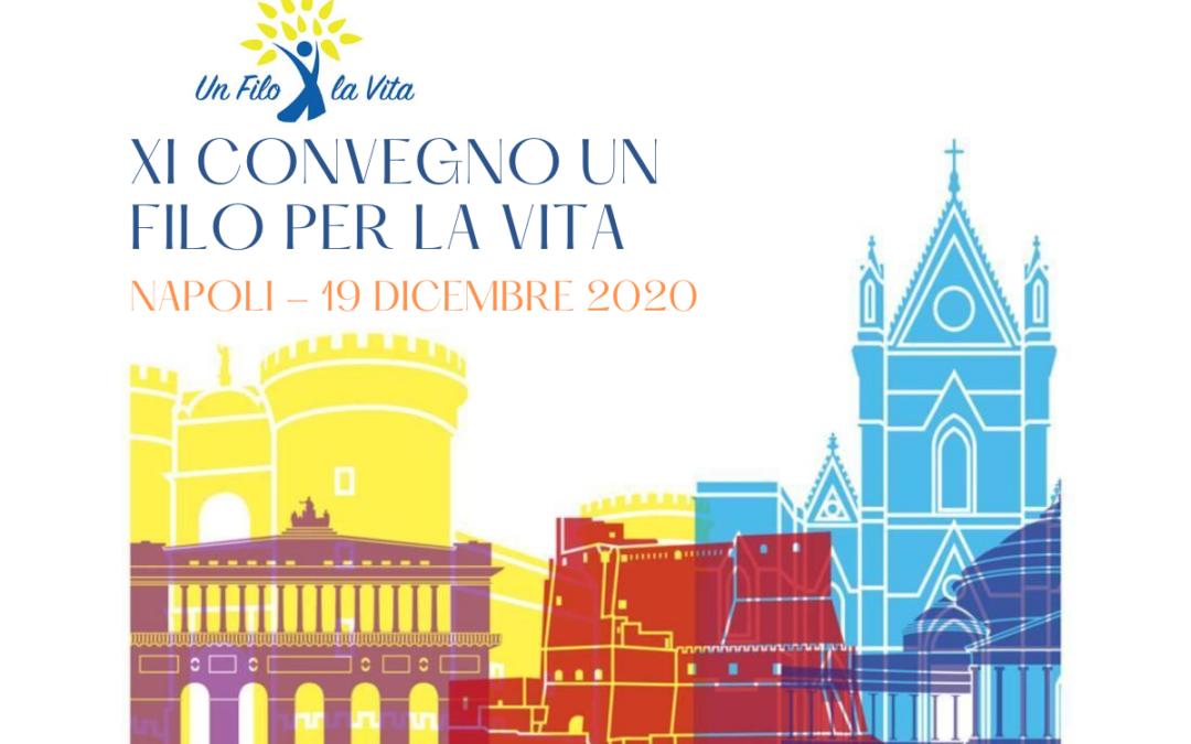 A Dicembre l'11° Convegno di Un Filo per la Vita Onlus con l' AOU FEDERICO II NAPOLI