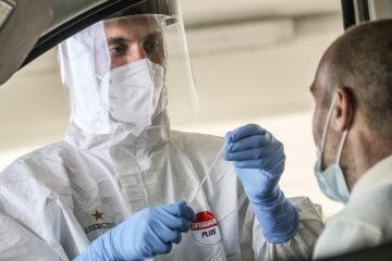 Covid, dal 27 novembre parte lo screening a L'Aquila: i criteri di accesso al test antigenico